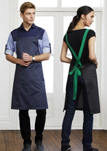Load image into Gallery viewer, City Style Bib Aprons - Global Chef