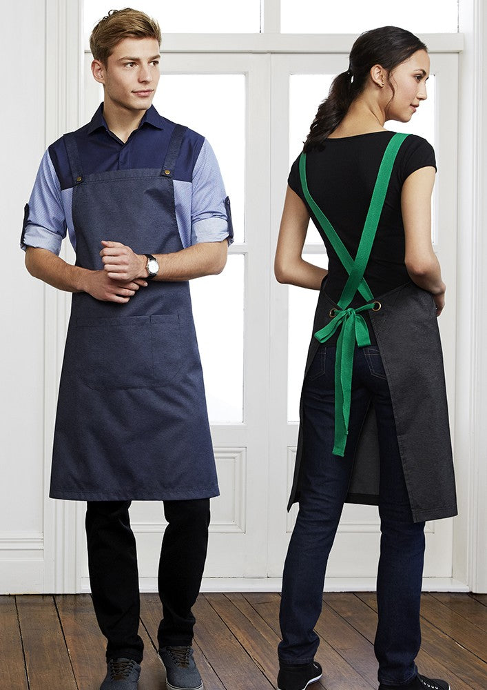 City Style Bib Aprons - Global Chef