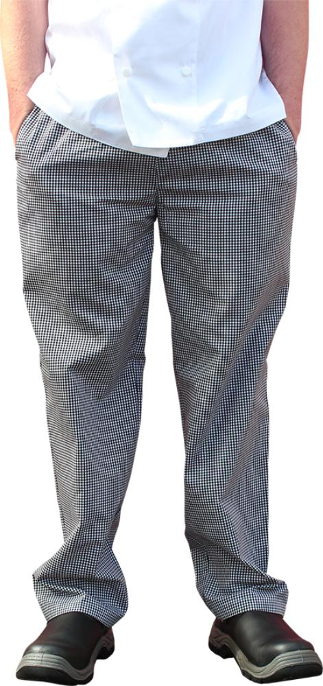 EPIC Traditional Check Chef Pants