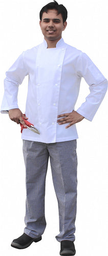 EPIC Combo Chef Uniform Uniform Kit - Traditional Light Weight - Global Chef