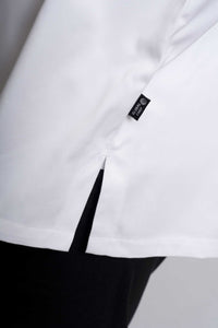 Light Weight Short Sleeve Chef Jacket