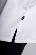 Load image into Gallery viewer, GC-Modern White Short Sleeve Chef Jacket
