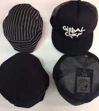 Load image into Gallery viewer, Black Chef Hat Bundle - Global Chef