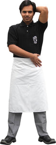 GC Black Chef Polo Shirt - Global Chef