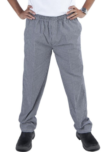 GC - Traditional Check Chef Pants - Global Chef