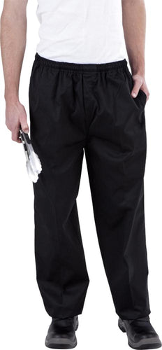Black Chef Pants - Global Chef