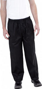 Black Chef Pants