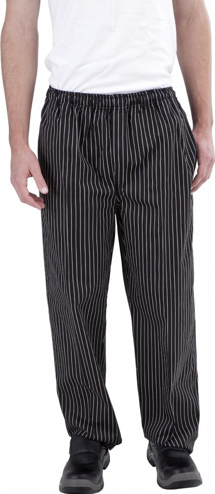 Pin-Stripe Chef Pant