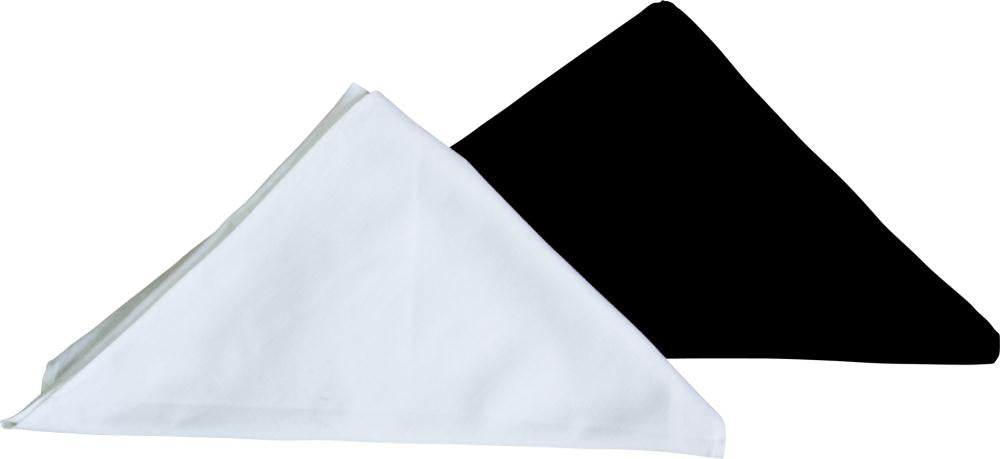 GLOBAL White Neckerchief
