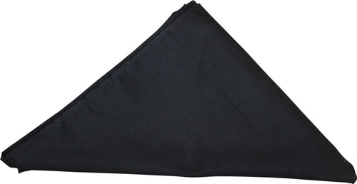 GLOBAL Black Neckerchief