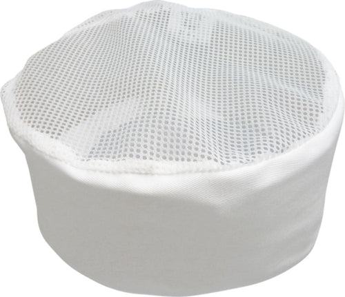 Chef Hat Mesh Vented Top - one size