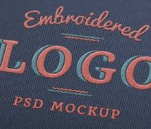 Load image into Gallery viewer, Embroidery LOGO