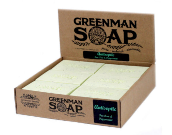 Greenman Soap 100g - Antiseptic Spot Attack