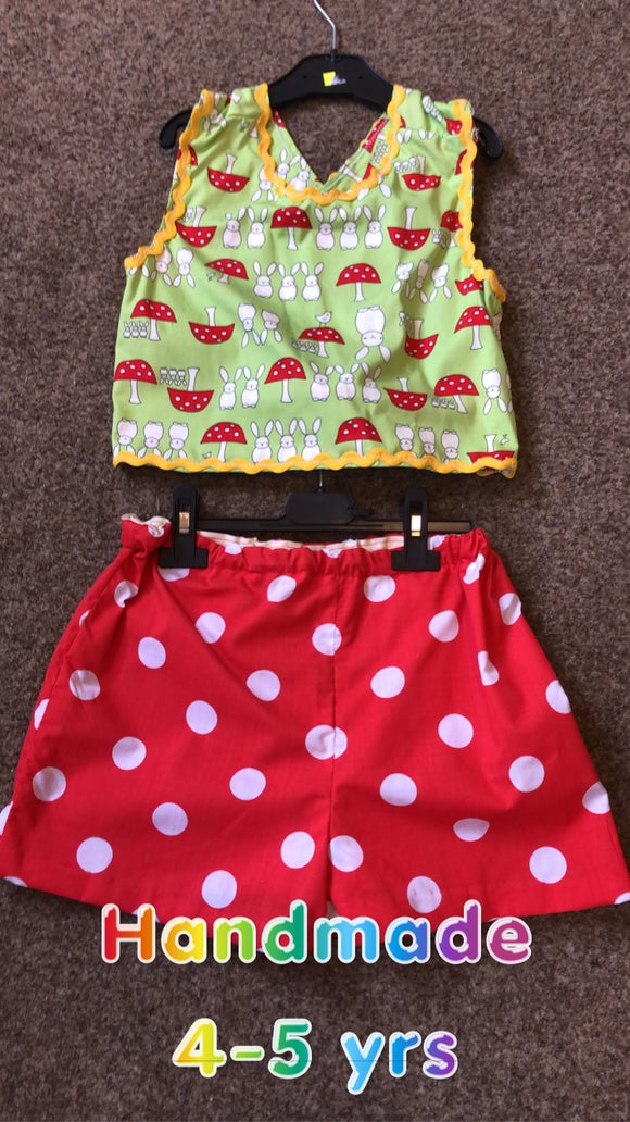 Hand made children's  clothing