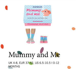 Mummy and me gift set