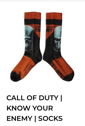 Call of duty socks