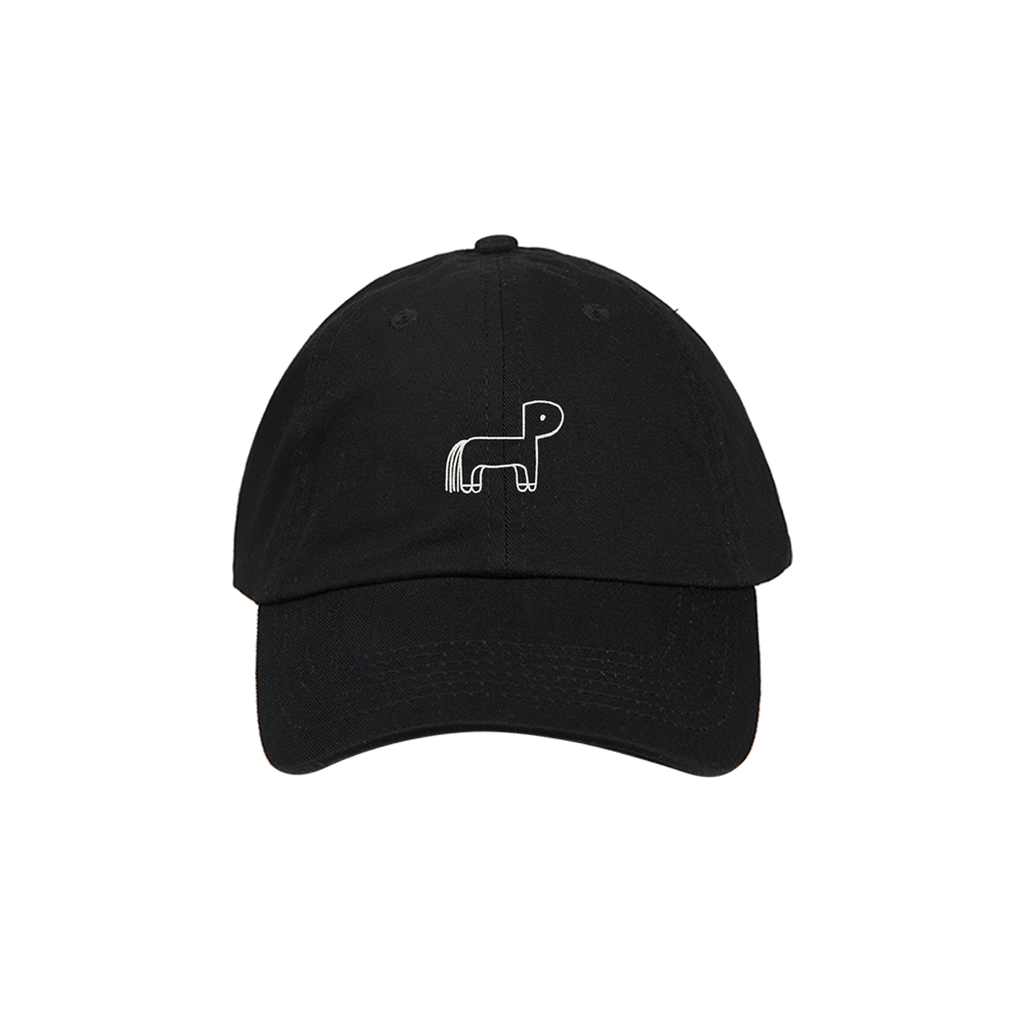 PONY LOGO DAD HAT + DIGITAL ALBUM