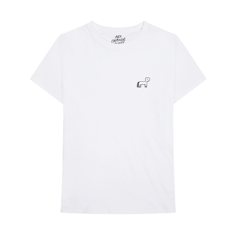 PONY LOGO T-SHIRT + DIGITAL ALBUM
