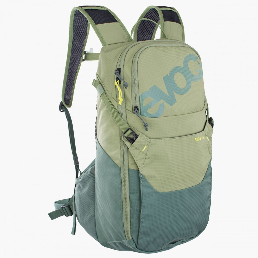 Evoc Ride 16L Pack Light Olive/Olive
