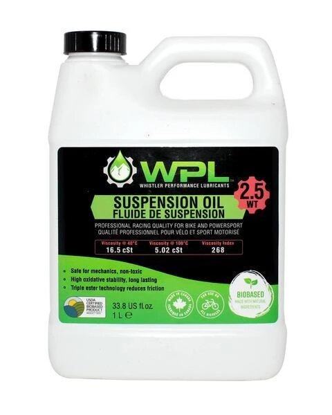 2.5WT SUSPENSION OIL 1LT