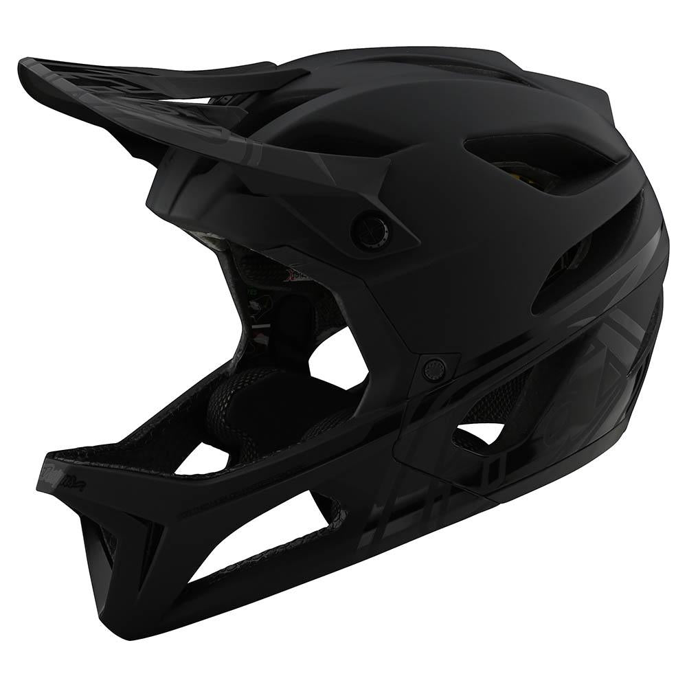 STAGE HELMET STEALTH MIDNIGHT (XS/MS)
