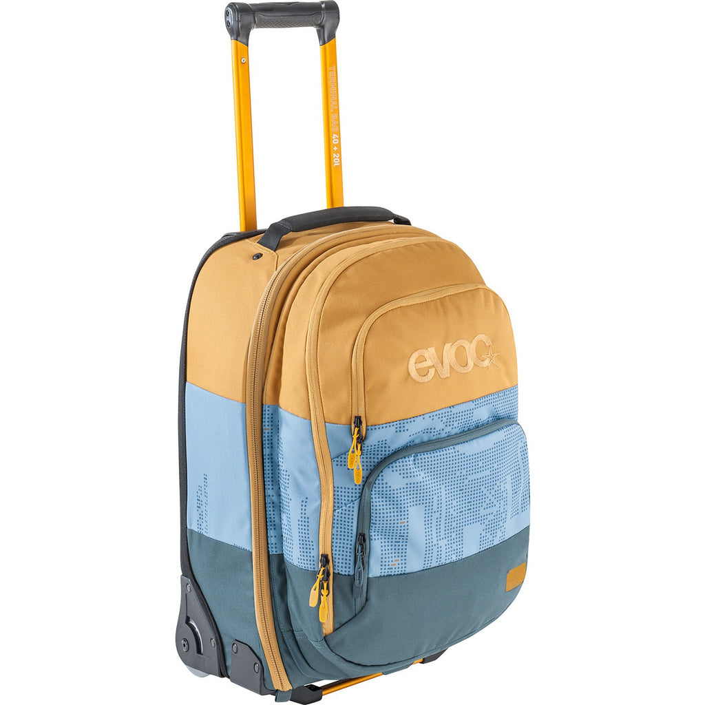 EVOC TERMINAL BAG - Multicolor - 40l+20l