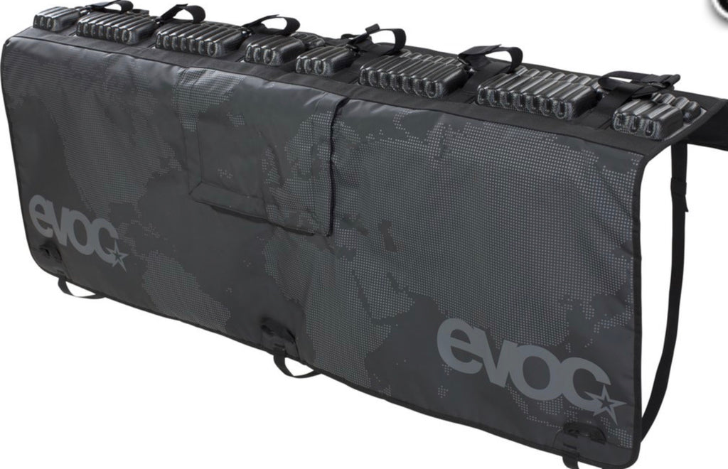 EVOC TAILGATOR BLACK/ XL (NEW)