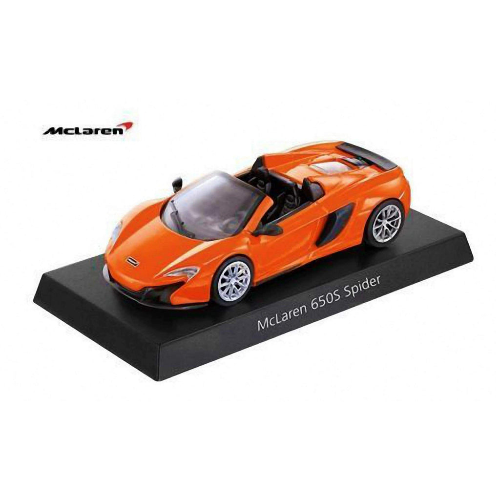 1/64 McLaren 650S Spider 06 Diecast Car TAIWAN 7-11 Limited Hypercar Collection - 164model