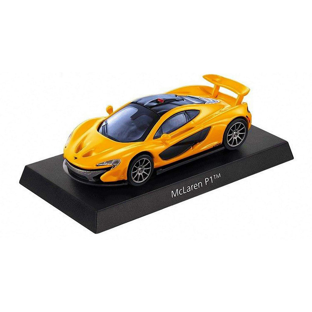 1/64 McLaren P1 07 Diecast Car TAIWAN 7-11 Limited Hypercar Collection - 164model