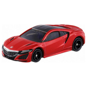 No.43 Honda NSX Red 1/62 - 164model