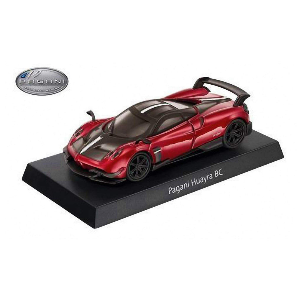 1/64 Pagani Huayra BC 11 Diecast Car TAIWAN 7-11 Limited Hypercar Collection - 164model