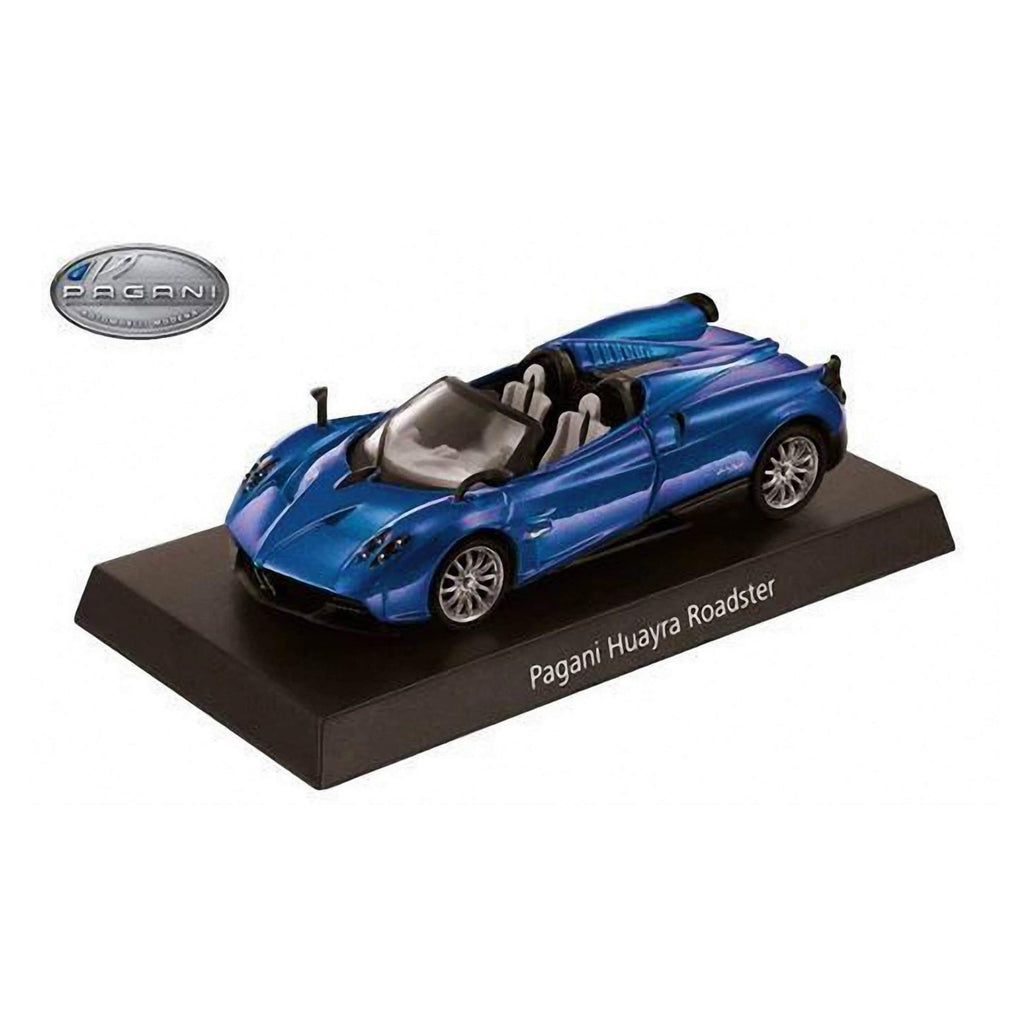 1/64 Pagani Huayra Roadster 12 Diecast Car TAIWAN 7-11 Limited Hypercar - 164model