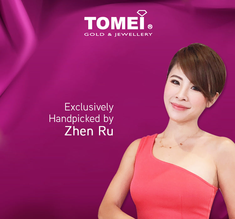 Tomei Jewellery exclusively handpicked by Zhen Ru