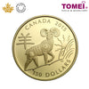 "Tomei x  Royal Canadian Mint Gold 18K ""2015 Year of the Sheep"" Numismatic Coin (123639)"