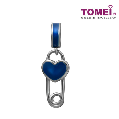 Pin Charm | Tomei White Gold 585 (14K) (4P0014717)