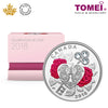 "Tomei x Royal Canadian Mint Silver 9999 ""2018 Celebration of Love"" Numismatic Coin (163630)"