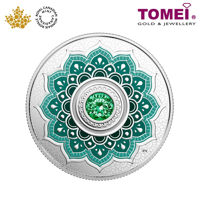 Tomei x Royal Canadian Mint Silver 9999