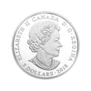 "Tomei x Royal Canadian Mint Silver 9999 ""2018 July Birthstone with Swarovski® Crystals"" Numismatic Coin (164928)"