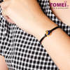 [Online Exclusive] Castle of Forever Love Color Changing (Dark Blue Sky to Starry Sky) Charm | Tomei Yellow Gold 999 (24K) with Complimentary Bracelet (BTP-5D-EC-007)