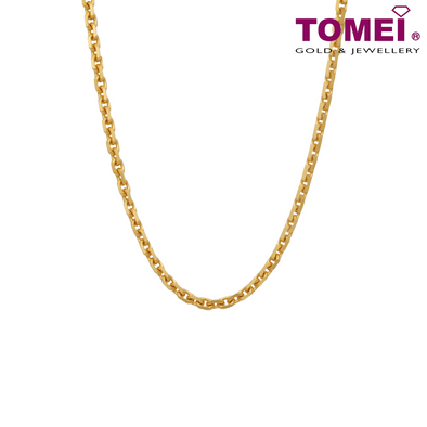 Men's Anchor Chain | Tomei Yellow Gold 916 (22K) (9N-WZ20-80)