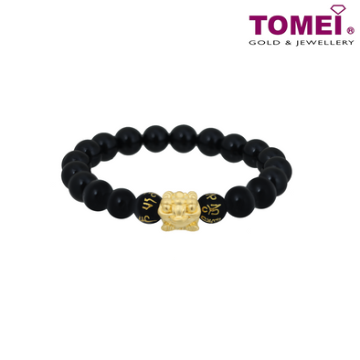 Money Toad Bracelet | Tomei Yellow Gold 999 (24K) (AG-JC-B)