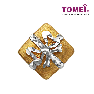 [Online Exclusive] Mystery Gift Of Gold Pendant | Tomei Yellow Gold 916 (22K) (TM-PT022-2C)