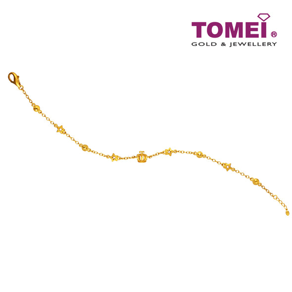 Flower Bracelet | Tomei x Prima Gold Yellow Gold 999 (24K) (QM0001044)