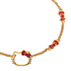 "Tomei x Hello Kitty Yellow Gold 916 (22K) ""Yume Collection"" Bracelet (HK-YG1167B-EC)"