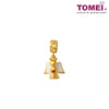 [Online Exclusive]Guardian Angel Charm | Tomei Yellow Gold 916 (22K) (TM-YG0507P-EC)