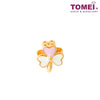 [Online Exclusive]Loves of Clover Charm | Tomei Yellow Gold 916 (22K) (TM-YG0766P-EC)