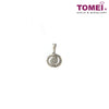 [Online Exclusive][Only Piece] Timeless Sparkle Diamond Necklace | Tomei White Gold 375 (9K) & White Gold 585 (14K) (P5666)