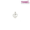 [Online Exclusive][Only Piece] Timeless Sparkle Diamond Necklace | Tomei White Gold 375 (9K) & White Gold 585 (14K) (P5598)