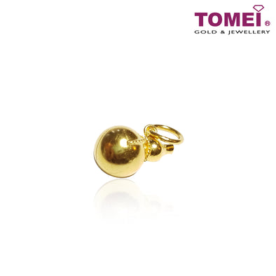 [Online Exclusive] Goldrious Abundance Baby Wu Lou Pendant | Tomei Yellow Gold 916 (22K) (9P-HLL01-1C)