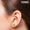 Heartbeat Earrings | Tomei Yellow Gold 916 (22K) (9Q-OEPH2-S-1C)